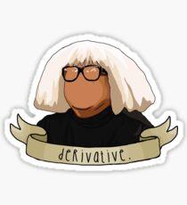 Ongo derivative Sticker