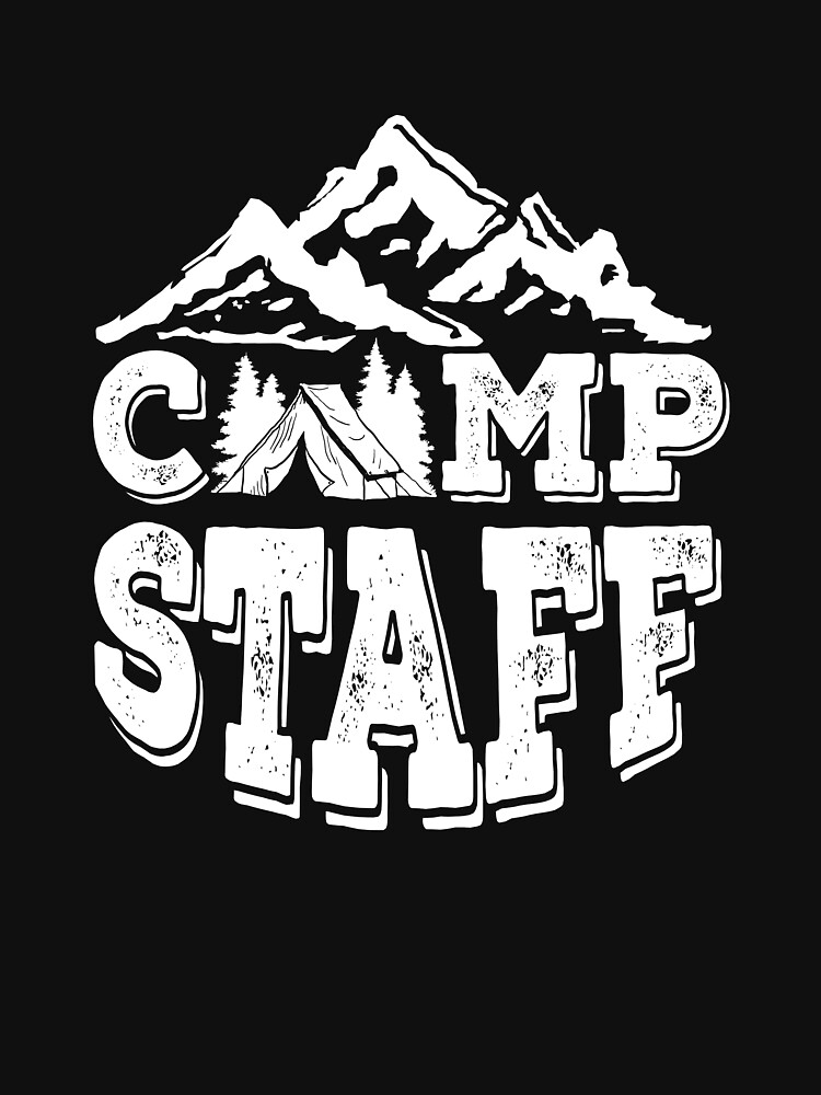 Camp Staff Summer Camp Counselor by ColeLaniTrading