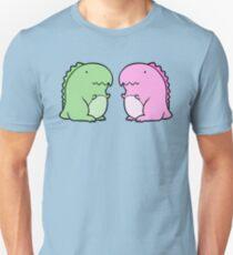 Little Dino Twins T-Shirt