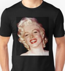 MARILYN MONROE : Vintage Beauty Queen Photo Print T-Shirt