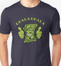 Guala Gansta party lucky money t shirt T-Shirt