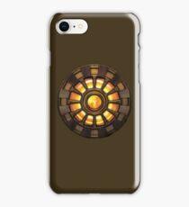 Steampunk Arc reactor iPhone Case/Skin