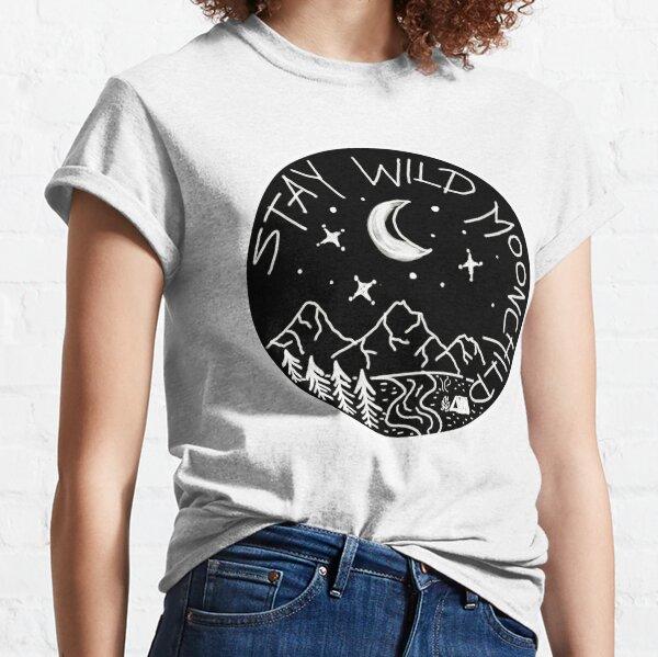 Stay Wild Moonchild  Classic T-Shirt