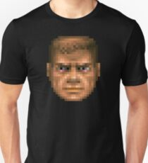 DOOM HEALTH INDICATOR FACE T-Shirt