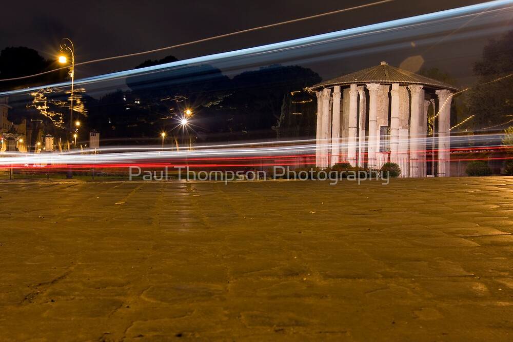 Night Lights by Paul Thompson Photography