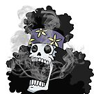 Smoking Skull Brook by RyanDenora