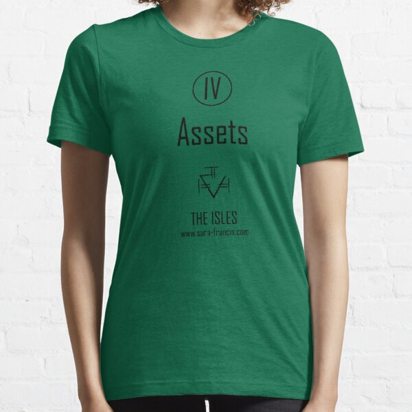 Assets - Shirt Essential T-Shirt