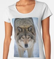 Timber Wolf Women's Premium T-Shirt