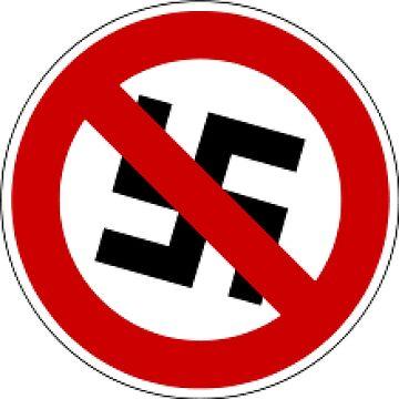 No Nazis  by Cagemasterpiece