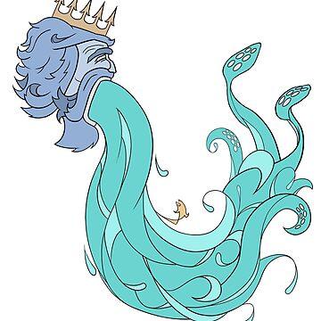 Release the Kraken! by AHundredAtlas