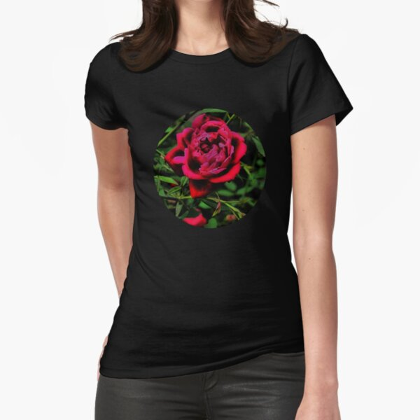 The Rose Fitted T-Shirt