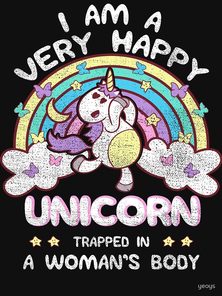 Unicorns Are Real > I'm A Very Happy Unicorn > Unicorn Lovers by yeoys