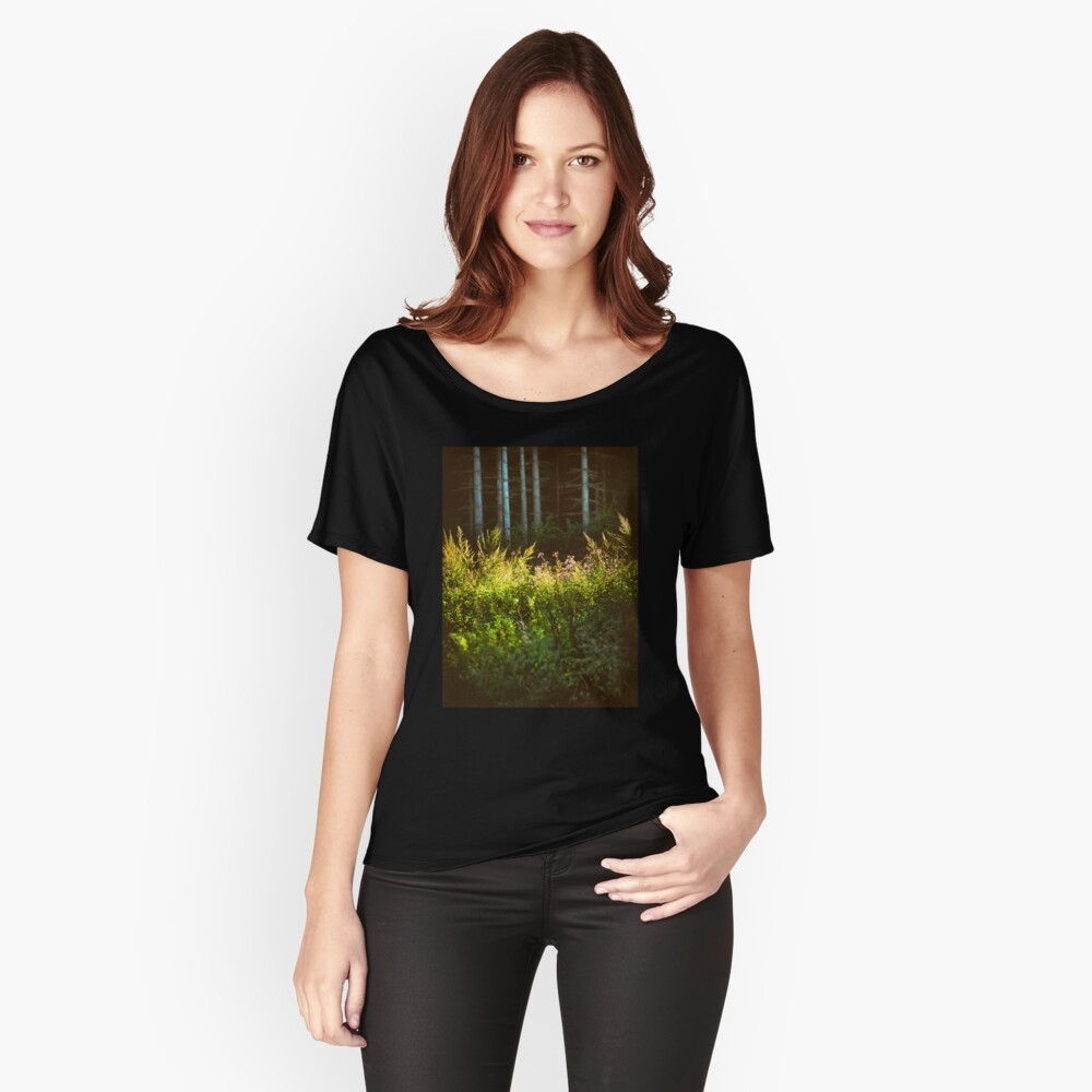 Tall birches II Women's Relaxed Fit T-Shirt Front