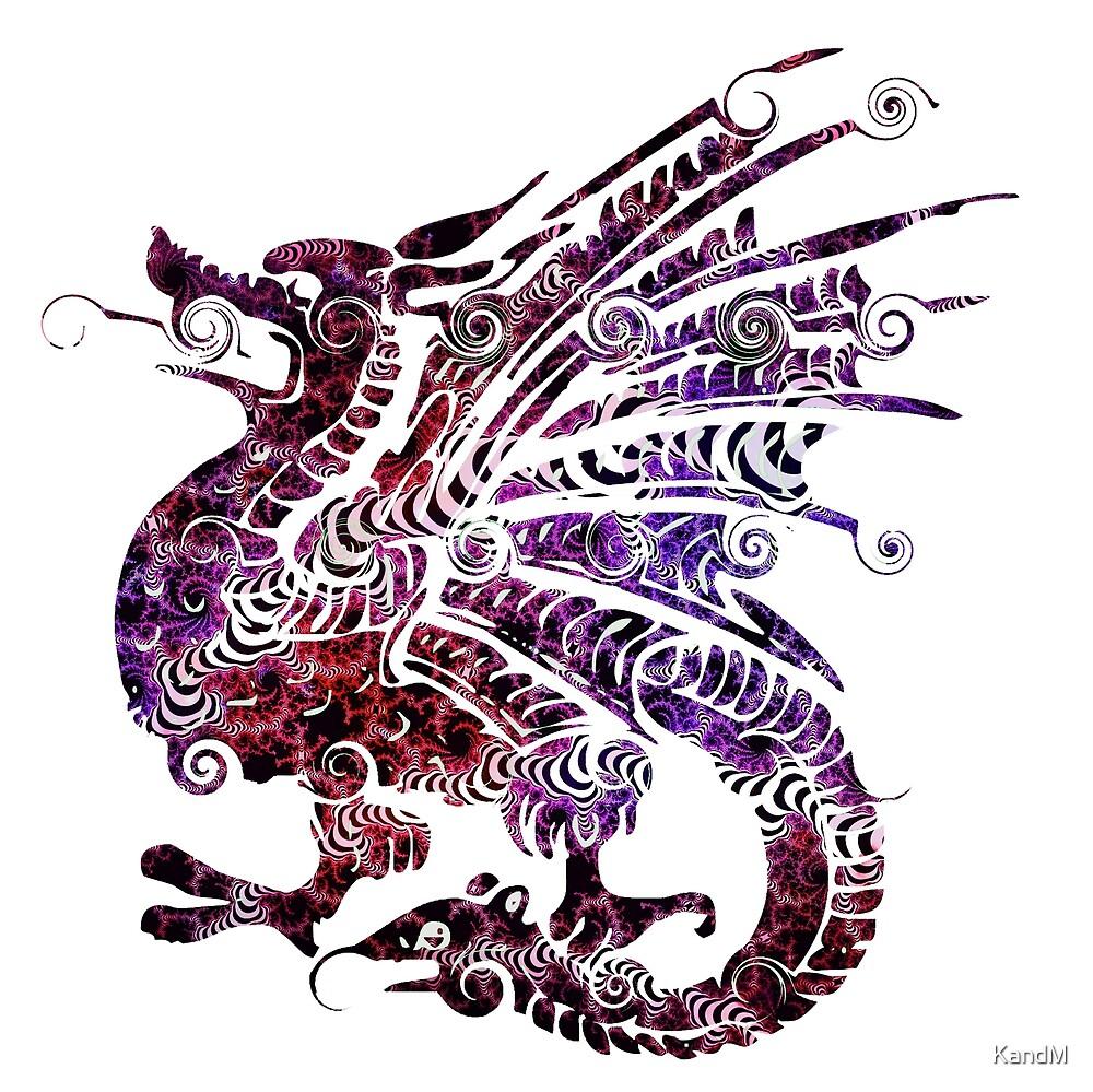 Purple Dragon by KandM