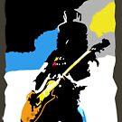 Slash Pop Art by colourfreestyle