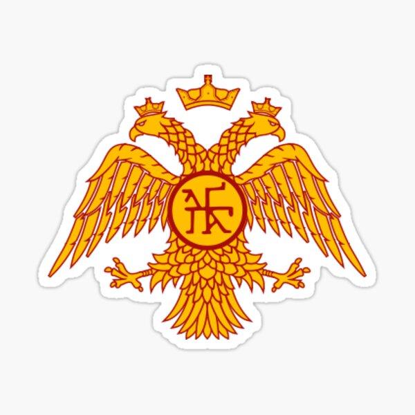 Byzantine logo Sticker