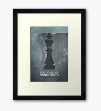 The Count of Monte Cristo Framed Print
