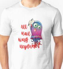 Superfast Jellyfish, All Hail King Neptune! T-Shirt