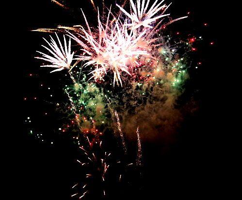 Fireworks. by Rachiestar