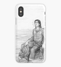 Roland of Gilead - The Gunslinger iPhone Case/Skin