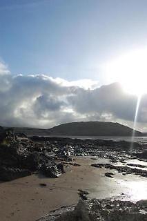 Beach by Rachiestar