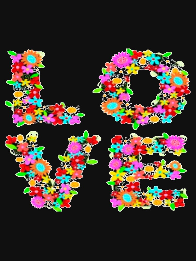 LOVE OF FLOWERS  by cordmarcos