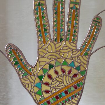 Mehndi Hand (1) by neilsglass