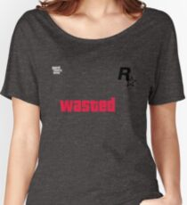 Wasted Women's Relaxed Fit T-Shirt