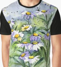 Delightful Daisies Graphic T-Shirt
