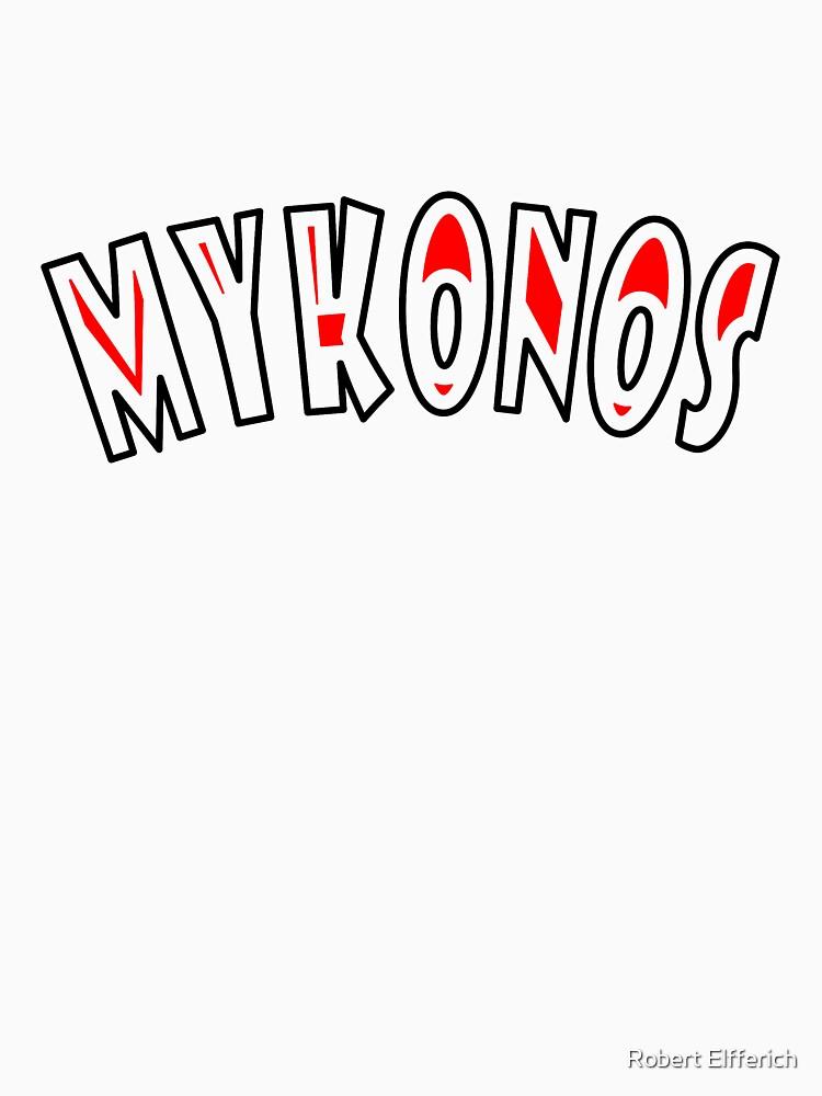 Mykonos. by robelf