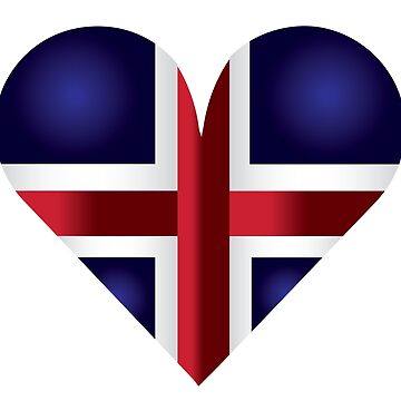 Heart of Iceland by Coelina