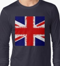 Grungy Union Jack T-Shirt