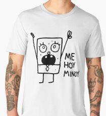 Spongebob: Doodlebob Men's Premium T-Shirt