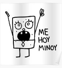Spongebob: Doodlebob Poster