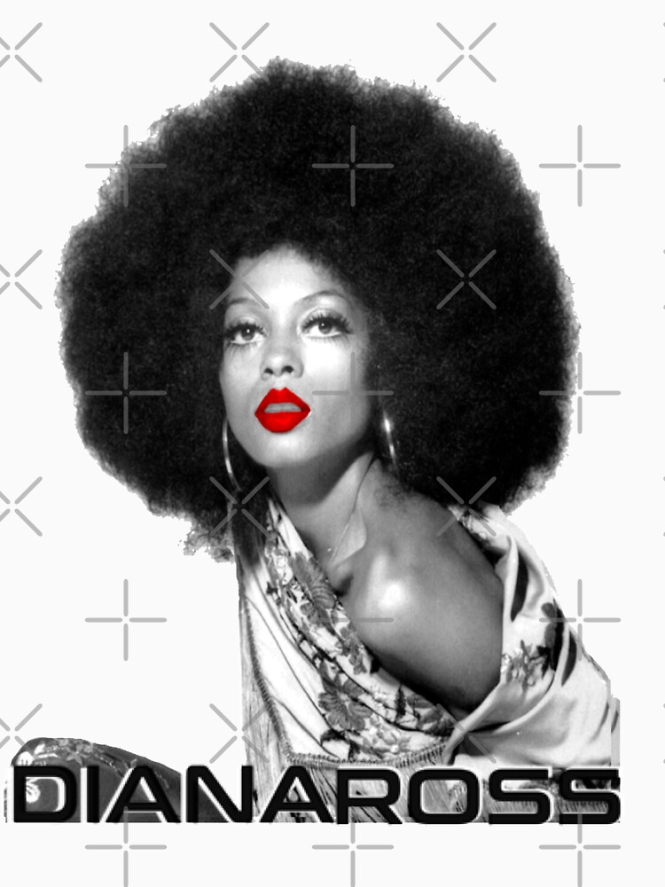 Diana Ross 70s by retropopdisco