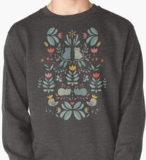 Swedish Folk Cats Pullover
