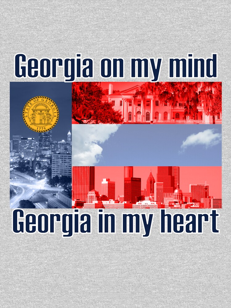 Georgia - in my mind, in my heart by nuckybad