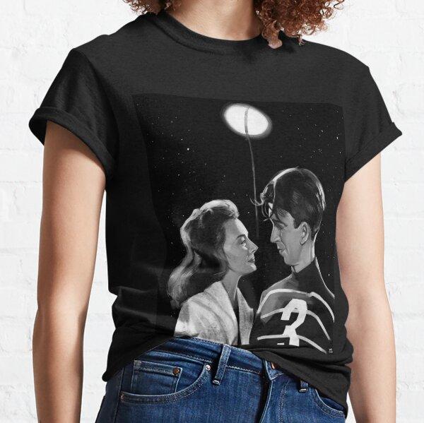 George Lassos the Moon Classic T-Shirt
