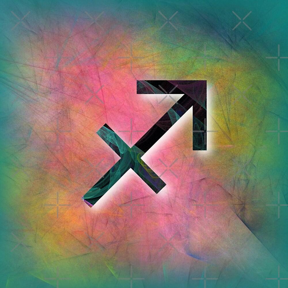 Sagittarius birth sign CS011-9 by DuckyRubin