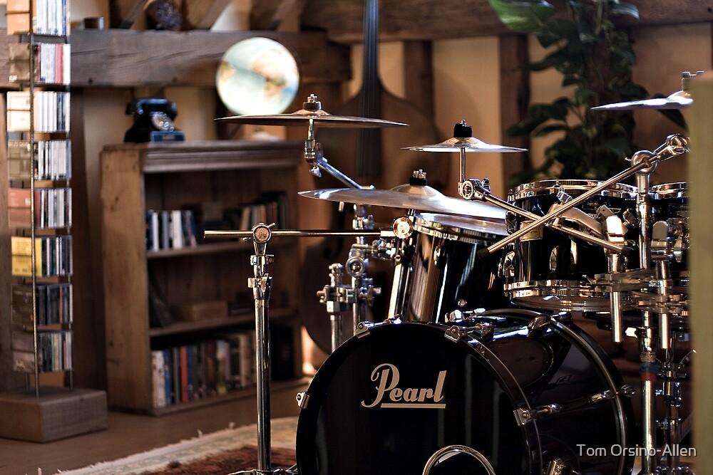 Drums by Tom Allen