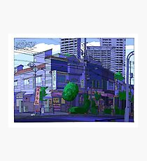 Love Hotel Photographic Print