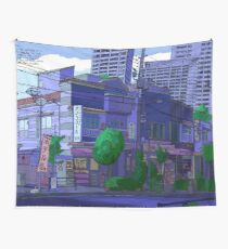 Love Hotel Wall Tapestry