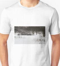 old deserted orchard Unisex T-Shirt