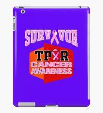 TV Game Show - TPIR (The Price Is...) Cancer Awareness Survivor iPad Case/Skin