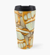 GOLDEN ORANGE – Wing Series Travel Mug