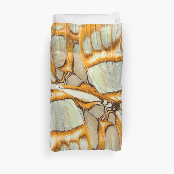 GOLDEN ORANGE – Wing Series Duvet Cover