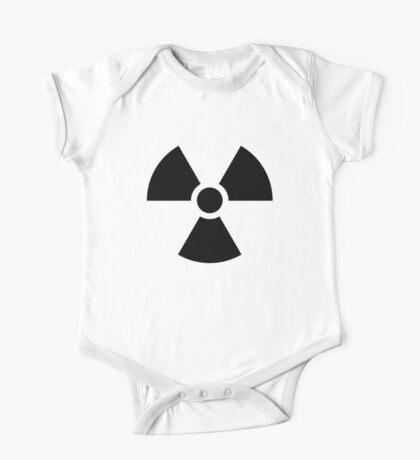 Warning Ionizing Radiation Kids Clothes