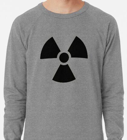Warning Ionizing Radiation Lightweight Sweatshirt