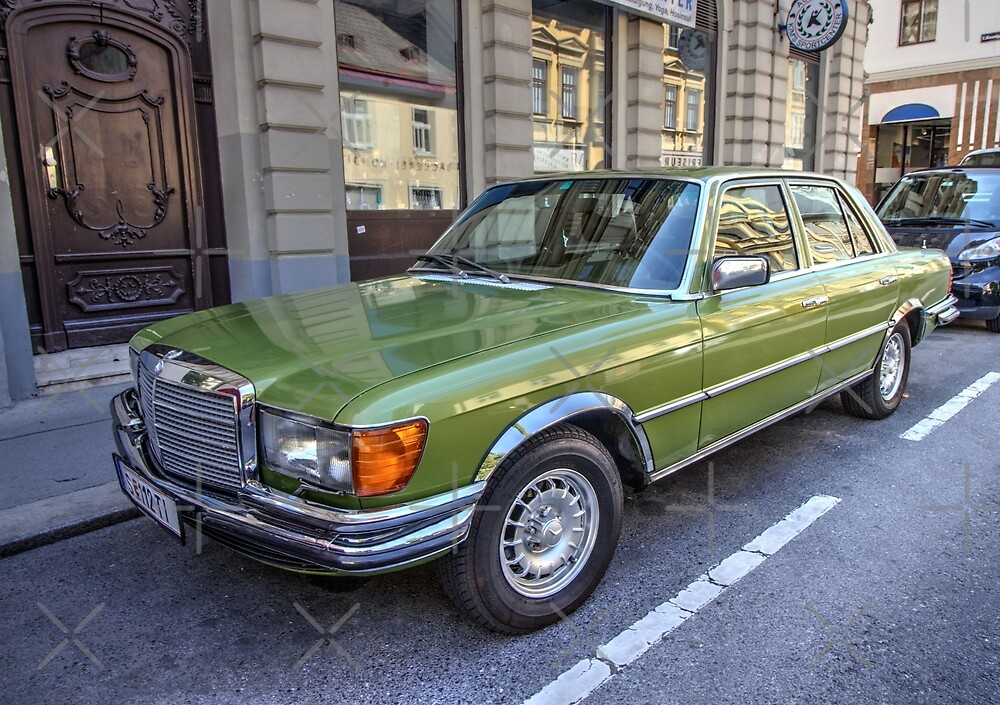 Mercedes 280 SE W126 by Mythos57