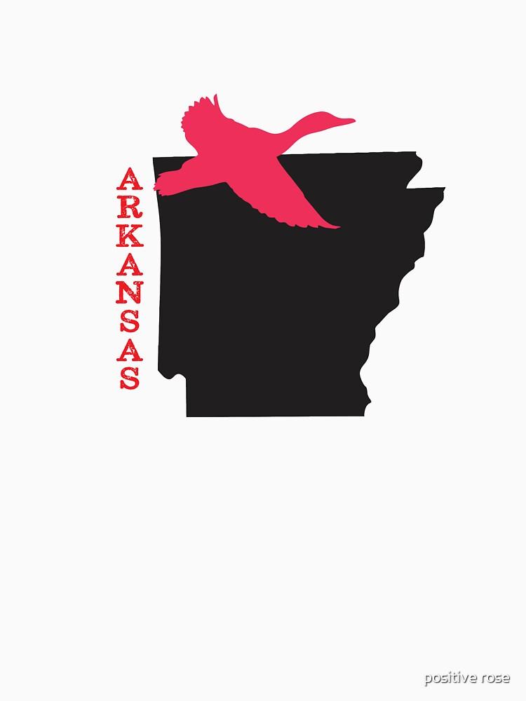 Arkansas Duck Hunting T-shirt | Bird Hunter Apparel by stockwell315